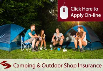 Camping And Outdoor Activities Shop Insurance In Gibraltar