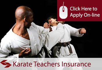 karate teachers liability insurance in Gibraltar