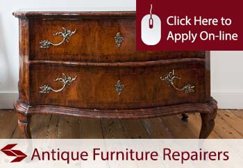 antique furniture repairers liability insurance in Gibraltar