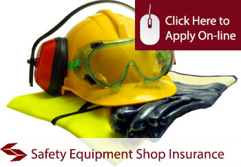 safety equipment supplier shop insurance in Gibraltar