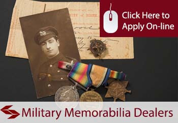 military memorabilia dealers liability insurance in Gibraltar